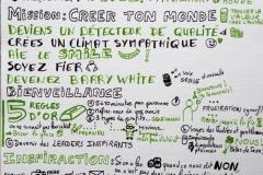 Yannick Alain au NBS live 2017 : Networking Ninja