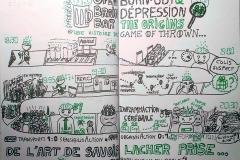 Le jour où je n'ai PAS sketchnoté l'Open Brain Bar...