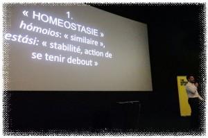 Jérôme Frizzera-Mogli, Sunday Talk School of life