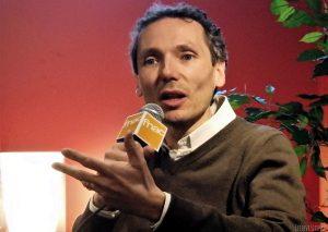 Laurent Gounelle en rencontre-dédicace à la Fnac des Terrnes