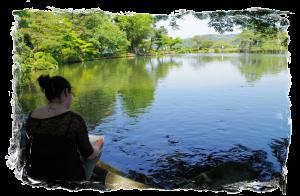 Le plein de zen au bord d'un lac
