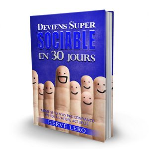 Ebook Deviens Super Sociable