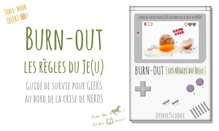 Ton guide pédagogeek 'Burn-out, les règles du je(u)'