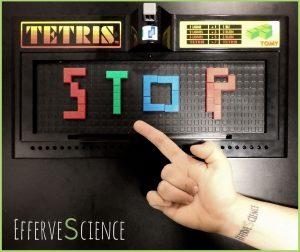 EfferveScience STOP Tetris
