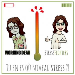 Tu en es où niveau stress ? Ton stress-O-mètre offert sur bit.ly/formAction