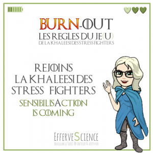 Rejoins la Khaleesi des Stress Fighters !