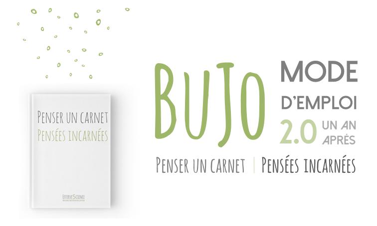 BuJo 2.0 | Mon Bullet Journal 1 an après [tuto]