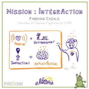 Mission intégrAction de l'efferveScience et de la neurodiversité dans les organisActions avec le festival Eklore