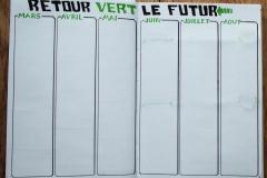 Retour Vert le futur 6 mois