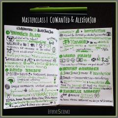 Masterclass CoWanted & AlexForJob