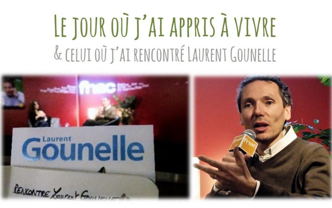 Le jour où j'ai rencontré Laurent Gounelle