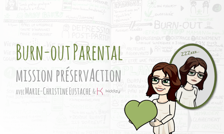 Burn-out parental : mission préservAction avec Marie-Christine Eustache