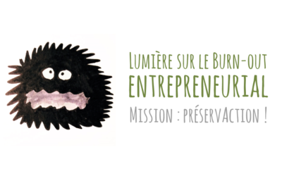 Burn-out entrepreneurial : mission préservAction