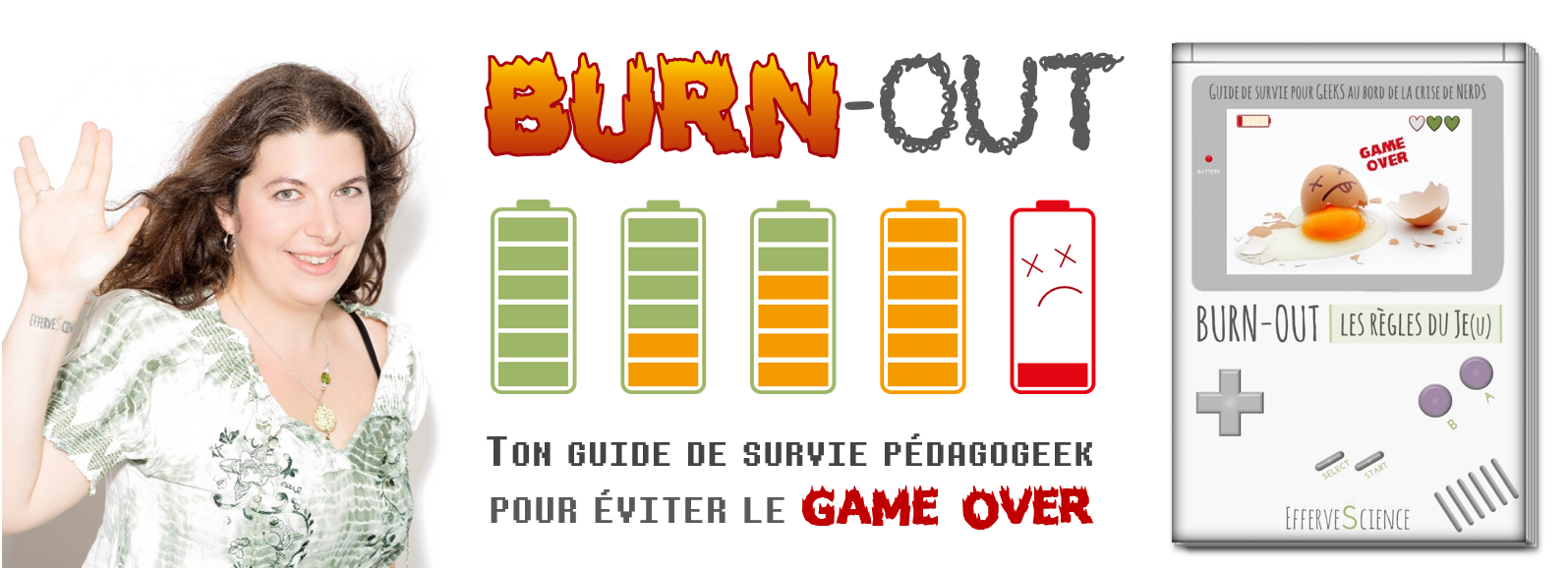 Burn-out is coming : Stress Fighters VS Working Deads, les règles du Je(u)