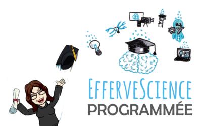 EfferveScience programmée : objectif formActions !