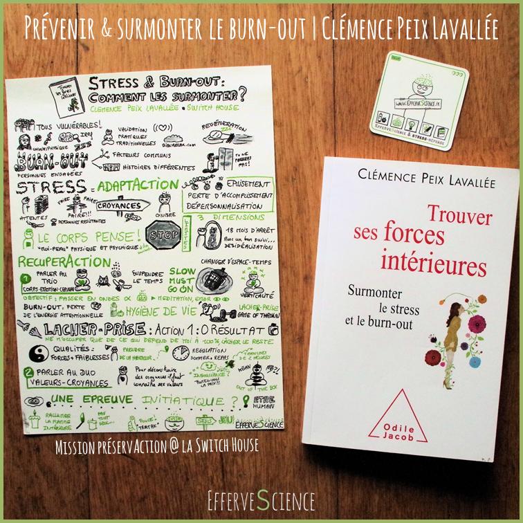 Stress et burn-out : comment les surmonter avec Clémence Peix Lavallée