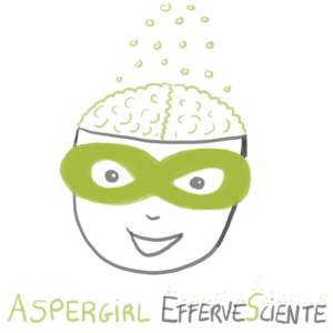 Aspergirl efferveSciente : le masque de la différence invisible