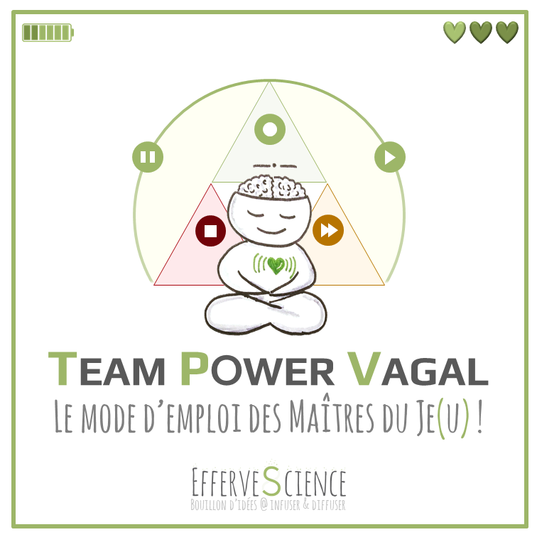 Stress-défense mode d'emploi : RDV dans la Team Power Vagal