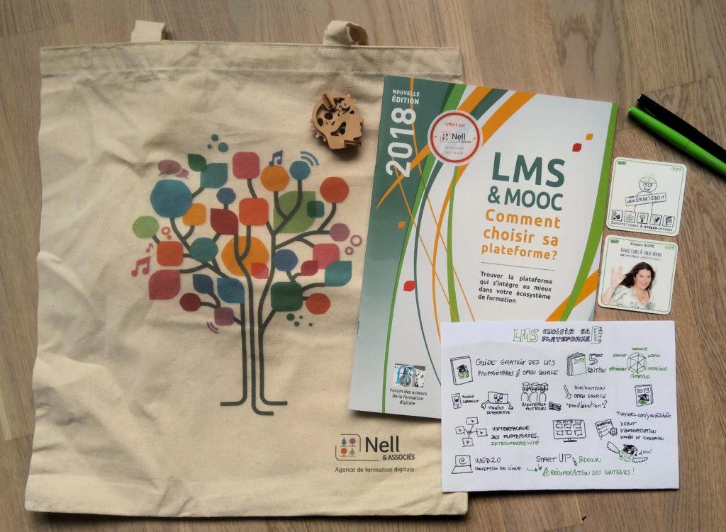 LE guide des plateformes LMS édition 2019 par la FFFOD et Nell & associés