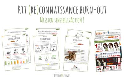 Un kit pour la (re)connaissance du burn-out