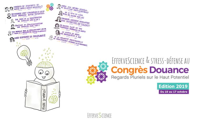 Stress-défense au Congrès Douance