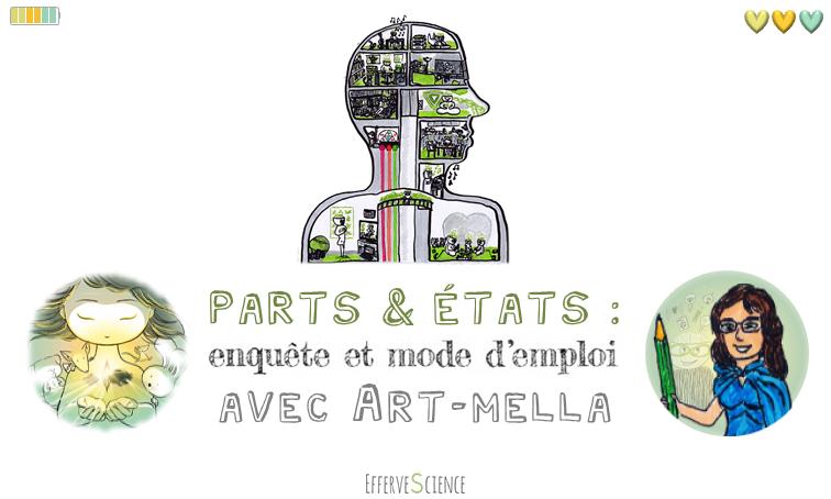 Parts & états mode d'emploi avec Art-mella